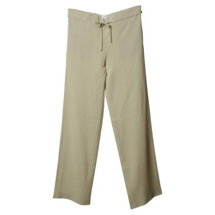 Armani Collezioni Beige trousers