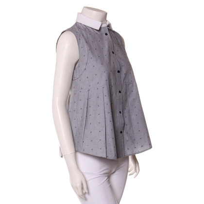 Claudie Pierlot blouse manches