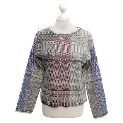Forte Forte Sweater with pattern