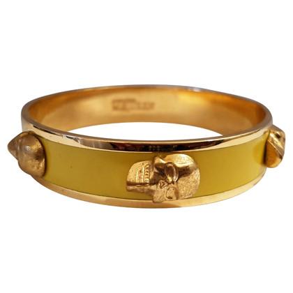 Alexander McQueen Alexander McQueen Skull bracelet