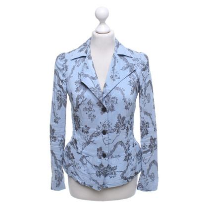Dries van Noten Blazer with pattern