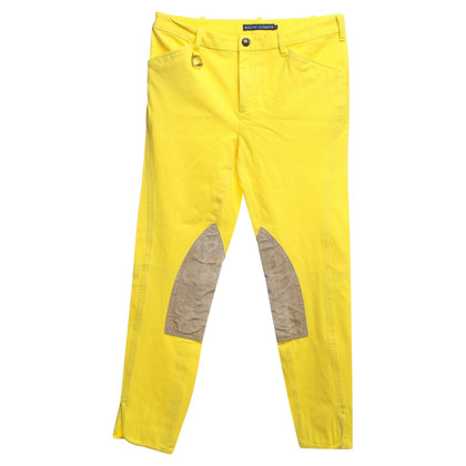 Ralph Lauren Riding trousers in yellow