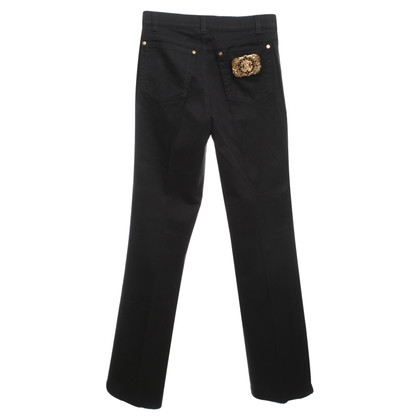 Roberto Cavalli Jeans in zwart