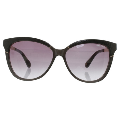 Jimmy Choo Sunglasses in black