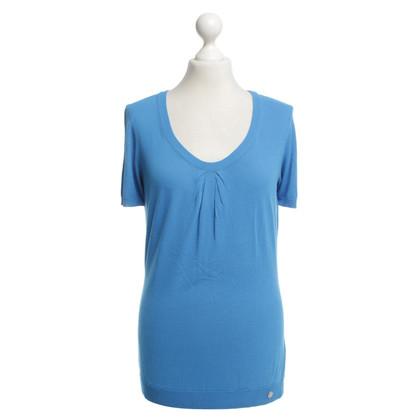 Versace T-shirt in blue