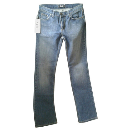 D&G D & G Straight jeans