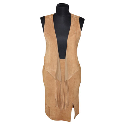Marc Cain Two Piece Suede