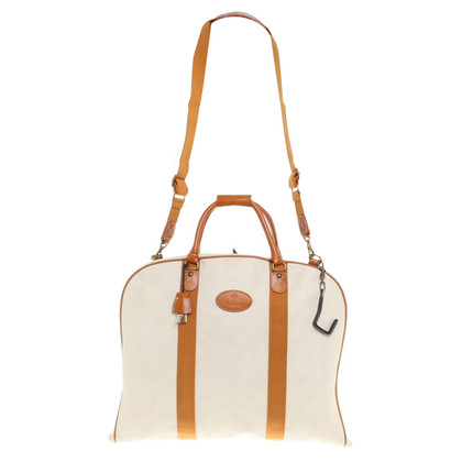 Mulberry Travel bag in cream