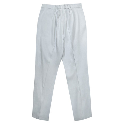 Giorgio Armani Zijden gesneden broek