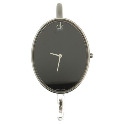 Calvin Klein Armbanduhr aus Edelstahl