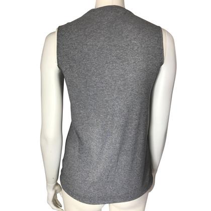 All Saints Shirt in Grau