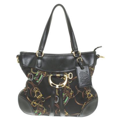 Ralph Lauren Handbag with pattern print