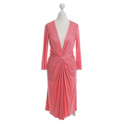 Issa Kleid in leuchtendem Rosé