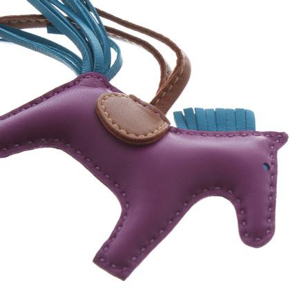 "Hermès ""Charm Rodeo"" pendant horse"