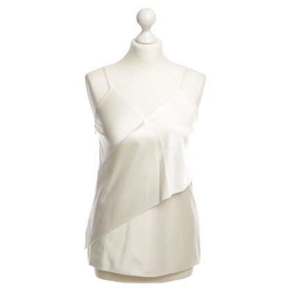 Phillip Lim Silk top in white