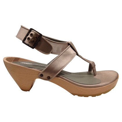 Stella McCartney Nude sandals