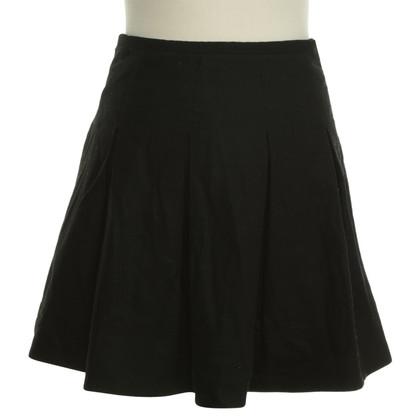Burberry Folding skirt in black