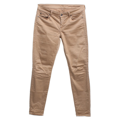 7 For All Mankind Chino in Beige