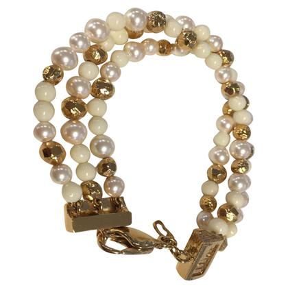 Christian Dior Perlen-Armband