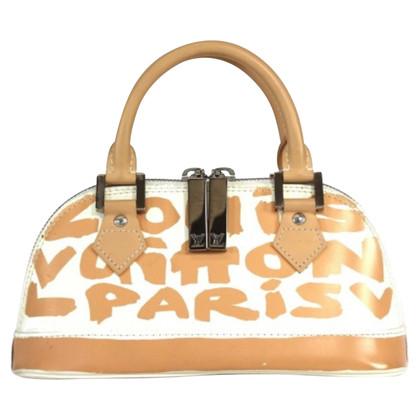 """Louis Vuitton """"Alma PM Monogram Graffiti"""""""