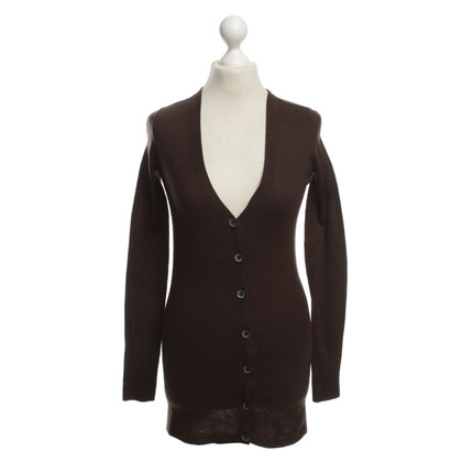 Armani Cardigan in Brown