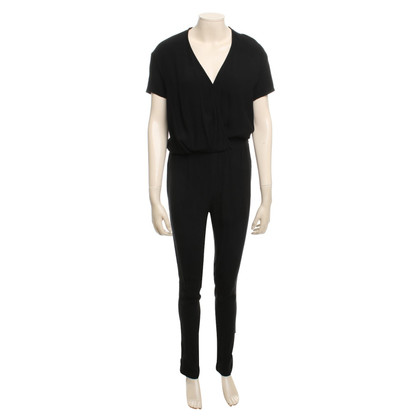 American Vintage Jumpsuit in black