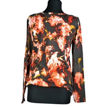 Vera Wang Longsleeve in multicolor