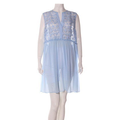 Sandro Dress in light blue