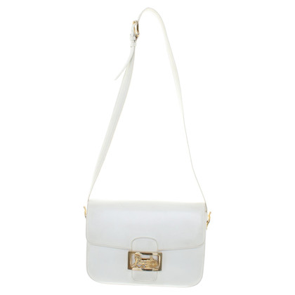 Céline Shoulder bag in white