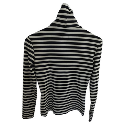 Moschino Striped Turtleneck