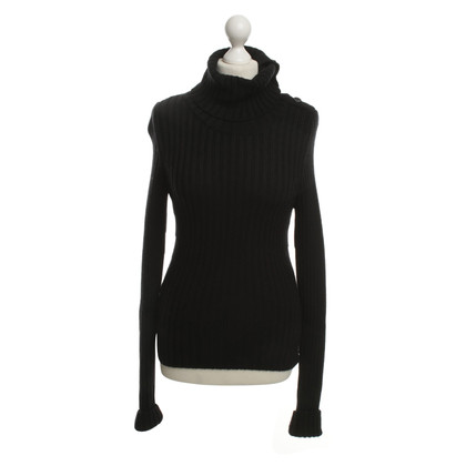 Repeat Cashmere Ribbed turtleneck
