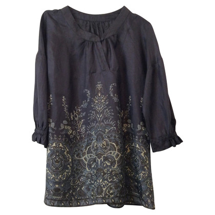 Comptoir des Cotonniers Silk blouse with pattern