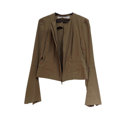 Christian Dior Korte katoen jas