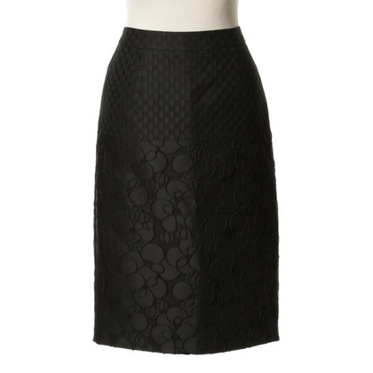 Max Mara skirt with Web pattern