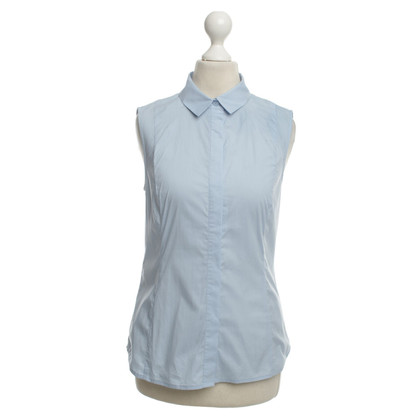 Stefanel Light Blue Blouse