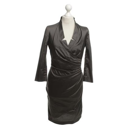 René Lezard wrap dress