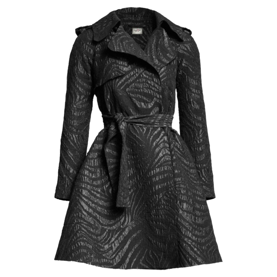 Lanvin for H&M Coat in black
