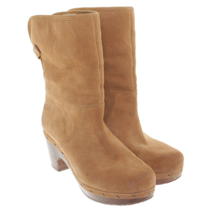 Other Designer Ankle boots with lambskin