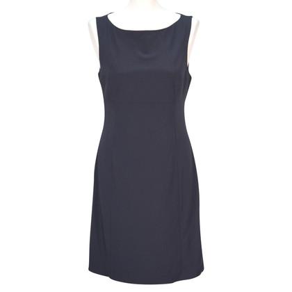 L.K. Bennett Donker blauwe jurk