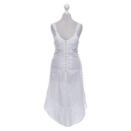 Chloé Straps dress in white