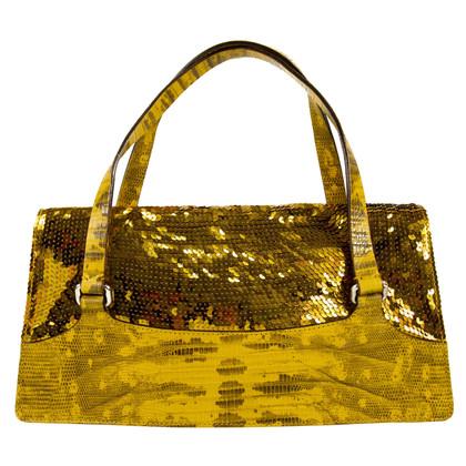 Miu Miu Handbag with sequin trim