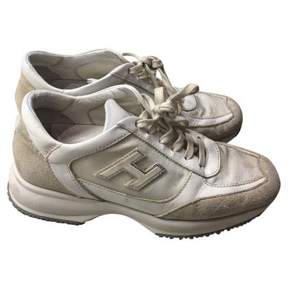 Hogan Sneaker in bianco