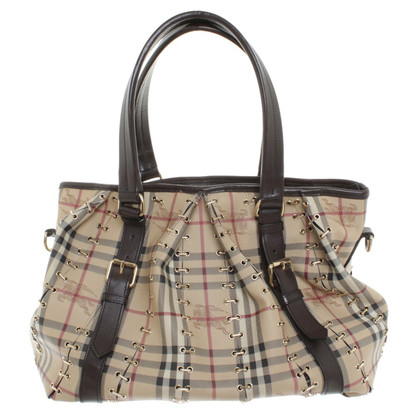 Burberry Limited Edition borsa in pelle