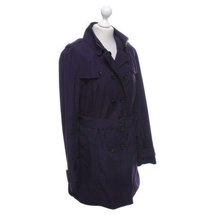 Burberry Trench coat in purple