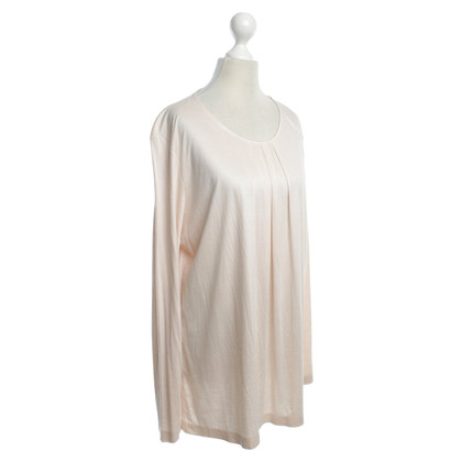 St. Emile Shimmering shirt in Nude