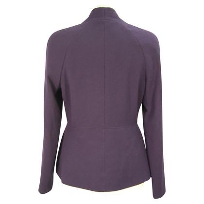 Hobbs Jacket in violet