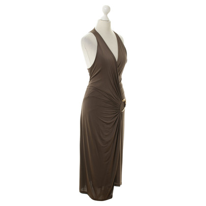 Roberto Cavalli Dress in Brown