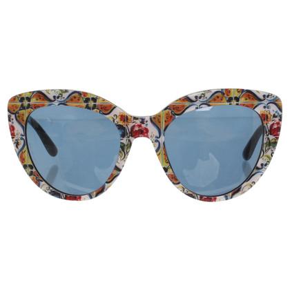 Dolce & Gabbana Sonnenbrille in Multicolor