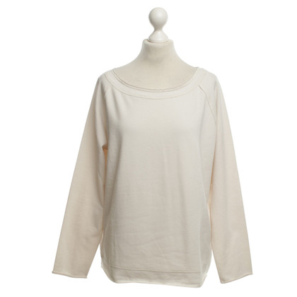 Juvia top in cream