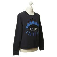 Kenzo Dark blue Sweatshirt